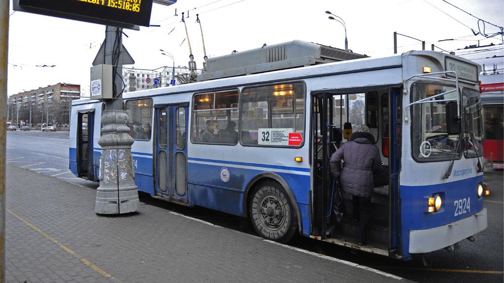 Тарифы на общественный транспорт в Москве