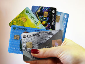 Тарифы на обслуживание карт Сбербанка