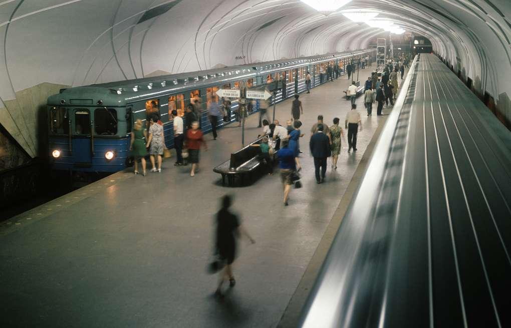 Цены на проездные билеты в метро