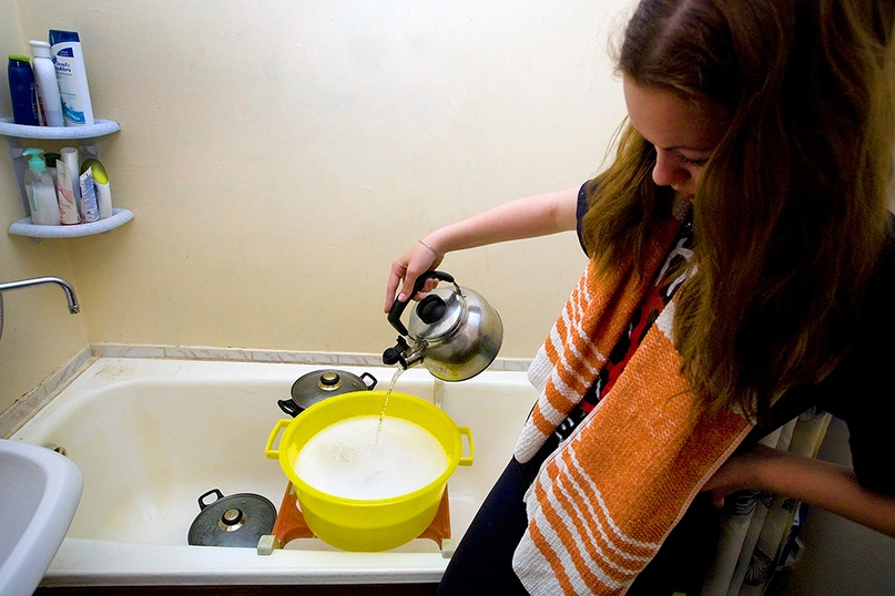 Тарифы на воду для населения